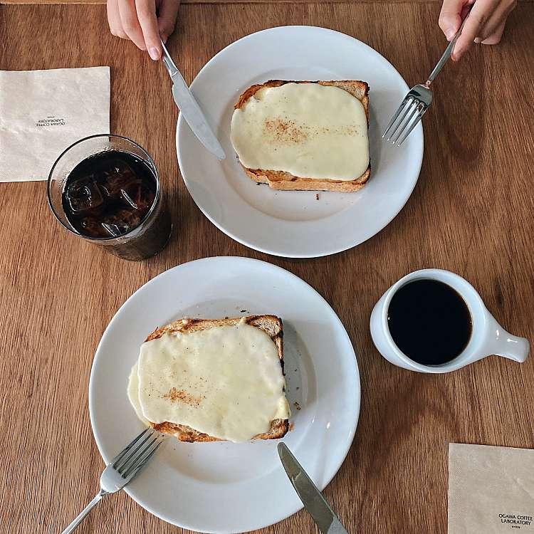 jukanaさんが投稿した新町コーヒー専門店のお店OGAWA COFFEE LABORATORY/オガワ コーヒー ラボラトリーの写真