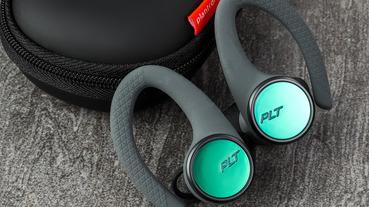 Plantronics BackBeat FIT3100- 最「動」聽耳掛式真無線耳機!