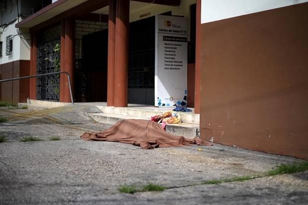 Di Ekuador, Mayat-mayat Korban Corona Tergeletak di Jalanan