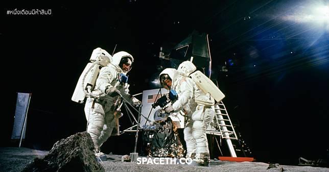 รวมเบื้องหลังการฝึกซ้อมของอพอลโล 11  ก่อนจะไปลงดวงจันทร์ครั้งแรก