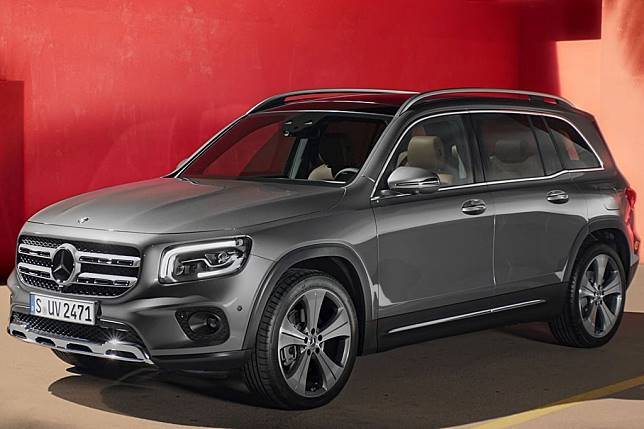 SUV 7-Seater Mercedes-Benz GLB Siap Meluncur Tahun Ini
