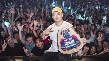 超過1200人湧入OMNI見證, Afro.H.A 勇奪Red Bull 3Style世界DJ大賽台灣冠軍, 前進波蘭世界總決賽