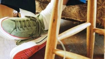 CONVERSE再度聯手UNDEFEATED 推出ONE STAR '74系列傳承One Star經典鞋款