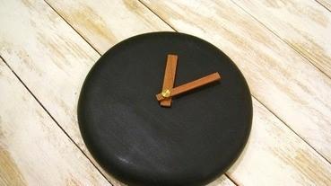 好玩又好記的黑板時鐘