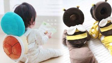 神奇寶貝出沒!韓國SNS爆紅「傑尼龜防護枕」可愛又實用,一上市韓國爸媽就瘋搶!