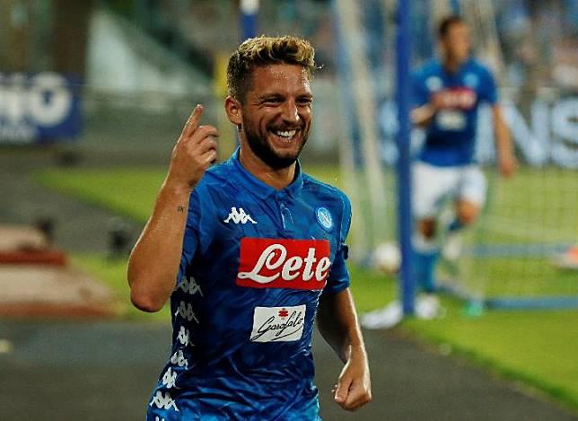 Liga Champions: Napoli Vs Liverpool 2-0 Llorente Balas Dendam