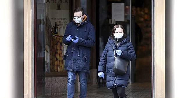 戴口罩有效減緩疫情?奧地利「政策轉彎」:沒戴不能進超市