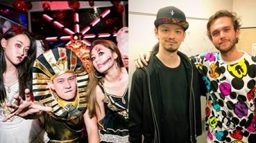 日本冠軍 DJ 攜手 RayRay 同台演出!今年全台最鬧的「瘋人院」萬聖趴在這裡
