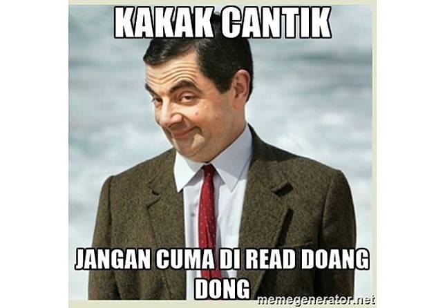 12 Meme Sindiran Ini Cocok Buat Teman yang Hobi Nge read Chat Doang