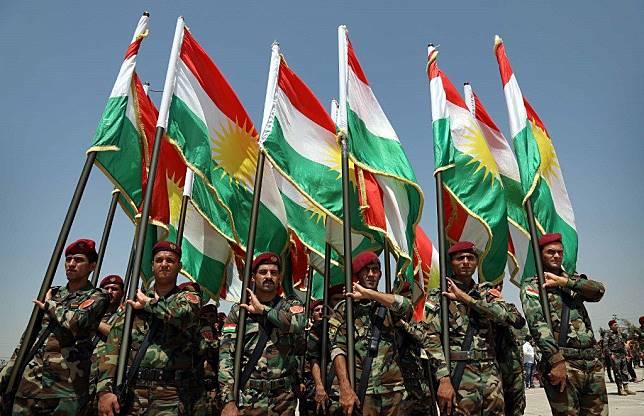 IRAQ-GERMANY-KURDS-MILITARY