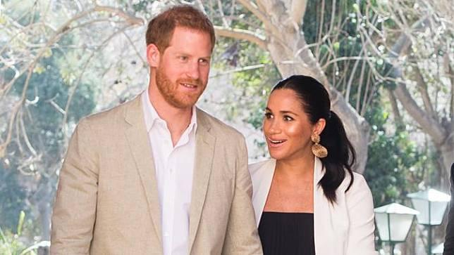[Fimela] Pangeran Harry dan Meghan Markle