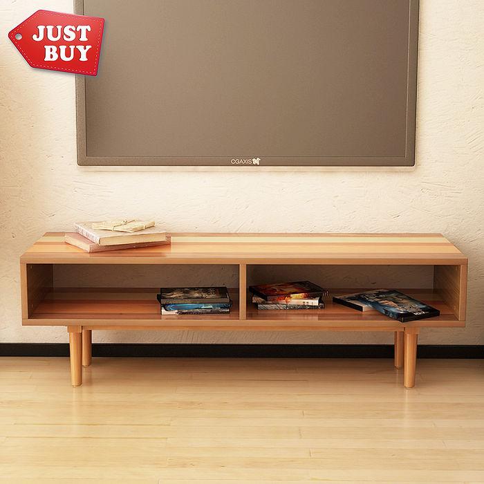 【JUSTBUY】伊達日式拼木電視櫃