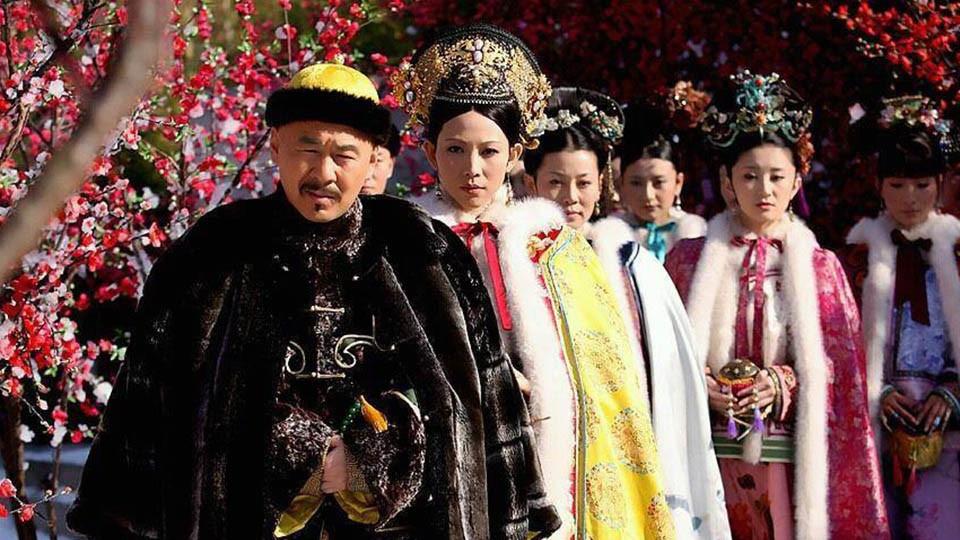 網評心目中的宮鬥劇TOP 1:《甄嬛傳》
