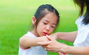 怎麼一直受傷?小孩外傷的處理方法