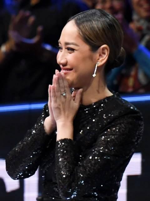 Kembali Menjuri di Indonesian Idol, BCL Dapat Sambutan Meriah Penonton