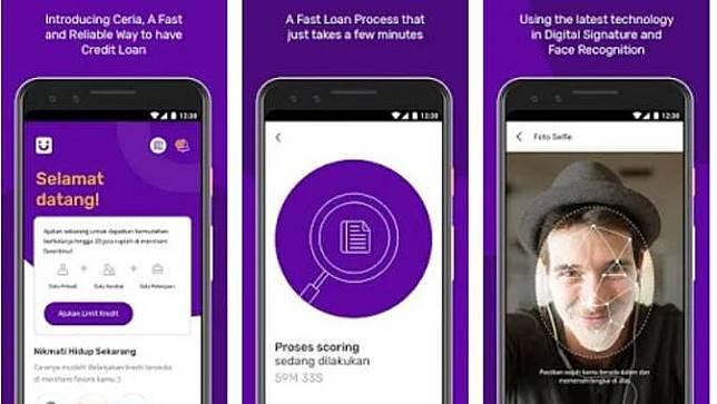 Aplikasi Pinjaman Online Ceria