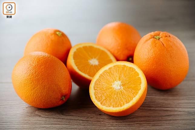 進食整個水果,相比喝果汁更佳。(資料圖片)