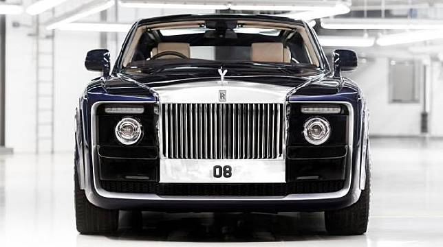 Rolls-Royce Sweptail (Netcarshow)