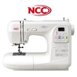 NCCMagicCC-1861縫紉機品牌:NCC型號:CC-1861類型:電腦型縫紉機梭床:水平式全迴轉縫紉速度:最高值700以上針趾長度:0~7mm以下針趾幅度:0~7mm以下保固:2年特殊功能:國