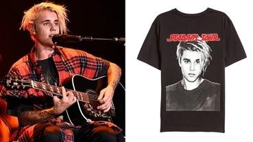 香港都買到啊!H&M X Justin Bieber Purpose Tour 限量服飾系列