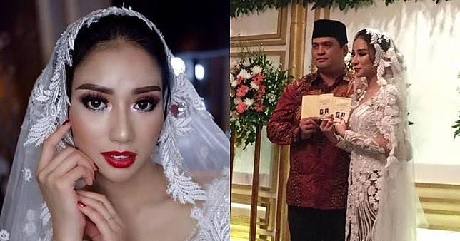 Bella Luna menikahi pria beristri