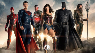 《正義聯盟 Justice League: The Snyder Cut》電影片段曝光!