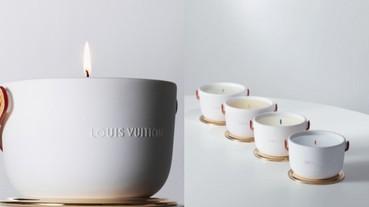 LV Parfums 出招了!路易威登首次推出香氛蠟燭系列