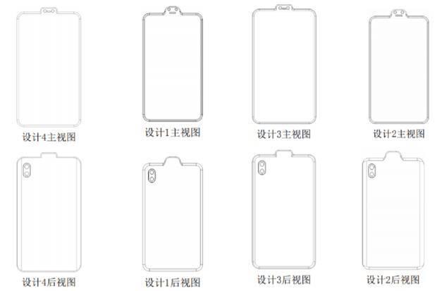 Xiaomi Baru Saja Patenkan Ponsel Cerdas dengan Takik Terbalik