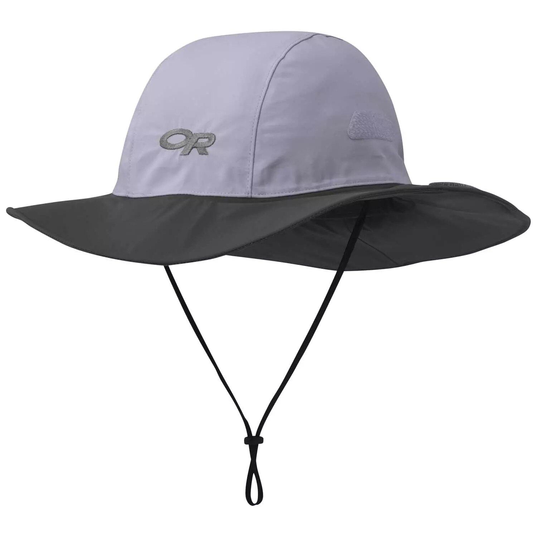 ├登山樂┤Outdoor Research SEATTLE SOMBRERO GORE-TEX 防水圓盤帽 # 82130-1839 銀灰