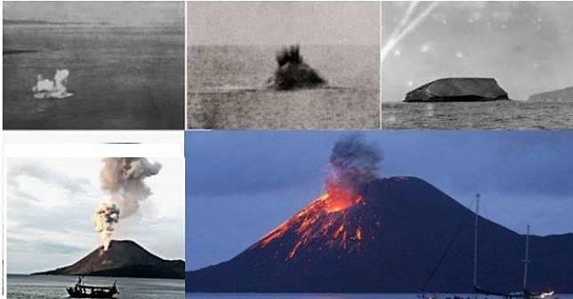 Deretan Sejarah dan Misteri Gunung Anak Krakatau Ini Bisa Bikin Bulu Kuduk Kamu Berdiri!