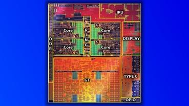 Intel 製程進展更新,10nm Ice Lake 6 月見、Xe 架構 GPGPU 將使用 7nm EUV