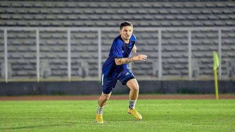 Ini Alasan Syamsir Alam Gabung ke RANS Cilegon FC Milik Raffi Ahmad / Foto: Instagram/syamsir11alam