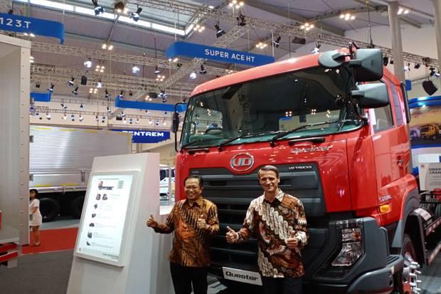 GIIAS 2019 Jadi Ajang Pamer 4 Truk Andalan UD Trucks