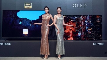 Sony BRAVIA 在台發表 8K 電視 Z9G,搭載超極真影像處理器 X1 旗艦版, 2K 訊源也能升頻 8K 畫質