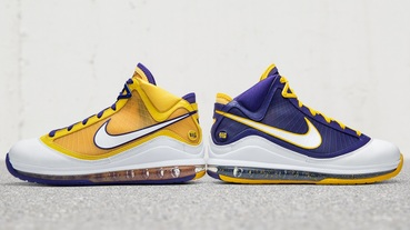 上市速報 / Nike Air Max LeBron VII 'Media Day' 臺灣販售資訊整理