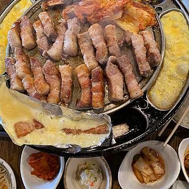 実際訪問したユーザーが直接撮影して投稿した大久保韓国料理韓国家庭料理 イタローの写真