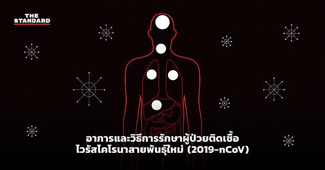 อาการและวิธีการรักษาผู้ป่วยติดเชื้อไวรัสโคโรนาสายพันธุ์ใหม่ (2019-nCoV)
