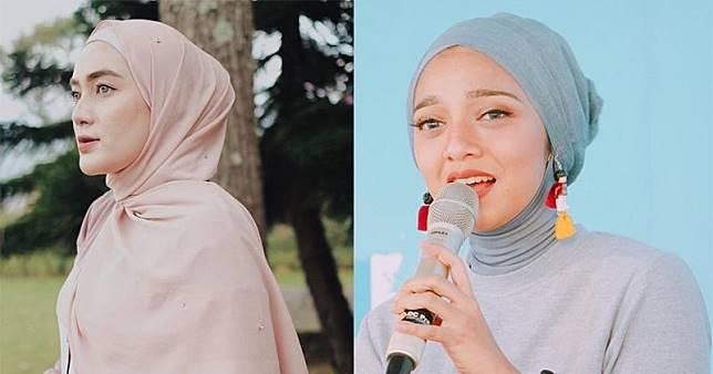 Lebaran Makin Hits dengan 4 Model Hijab Terbaru ala Artis & Selebgram