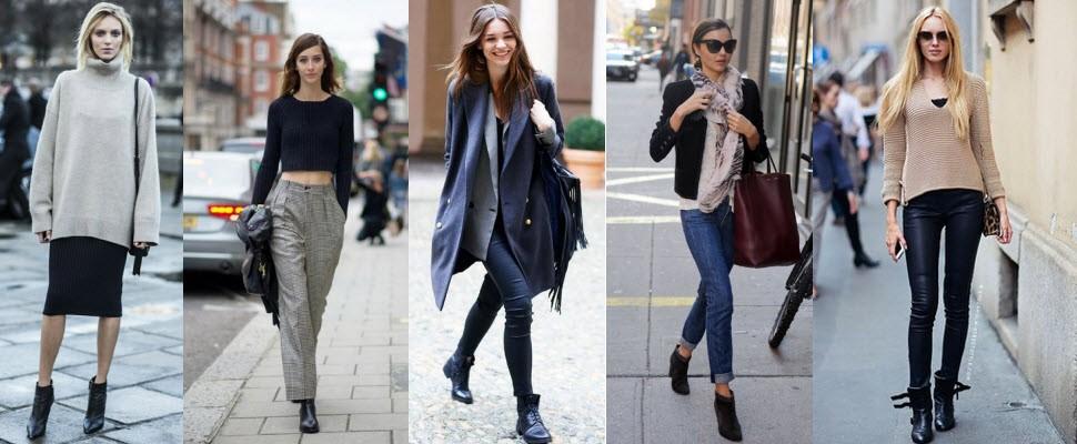 秋冬就是不能錯過它!女孩們準備好要購入哪雙靴子了嗎?