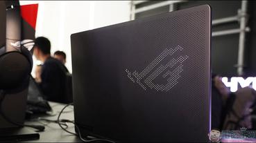華碩 ROG Zephyrus G14 電競筆電超吸睛 LED 上蓋自由打造專屬燈效、 ROG Strix GA15/GA35 電競桌機動眼看