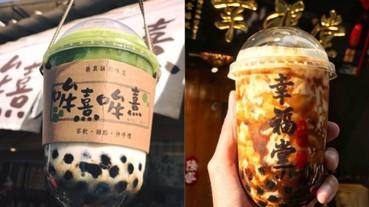 珍珠控一定要知道 台北必喝 TOP 5 黑糖珍珠鮮奶!
