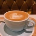 カフェラテ - 実際訪問したユーザーが直接撮影して投稿した大久保カフェSeoul Cafeの写真のメニュー情報