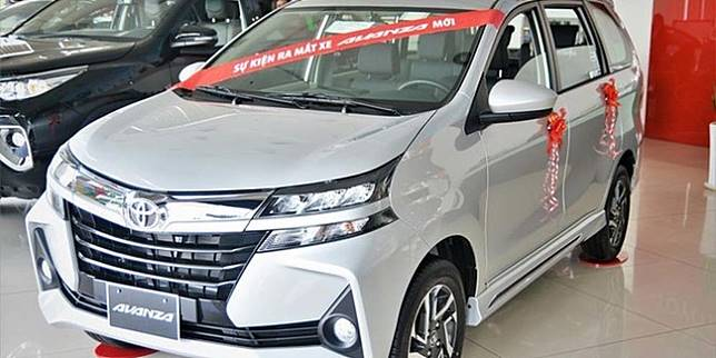 Toyota Avanza versi Vietnam (Zing)