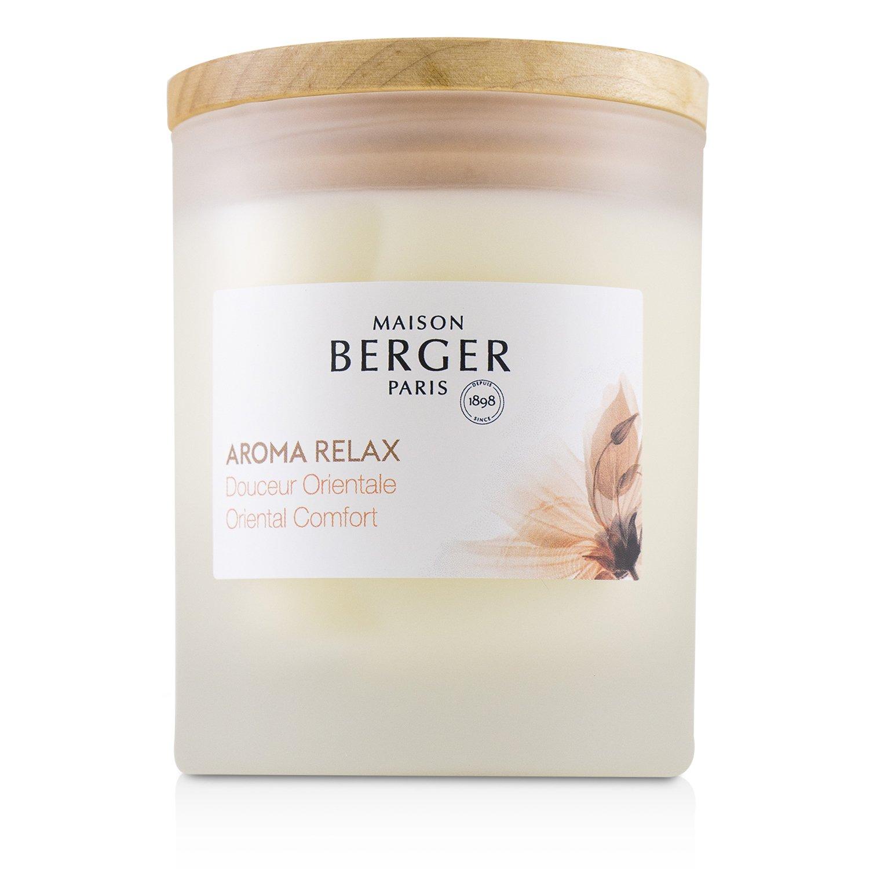 法國伯格香氛精品 Lampe Berger (Maison Berger Paris) - 香氛蠟燭Scented Candle - Aroma Relax
