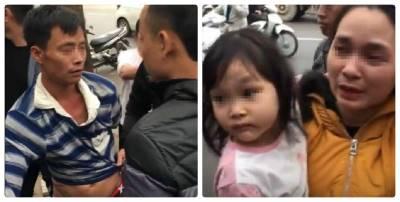 Hà Nội: Kẻ lạ táo tợn xông vào nhà 'giật' bé gái 3t trên tay giúp việc, cả khu phố náo loạn