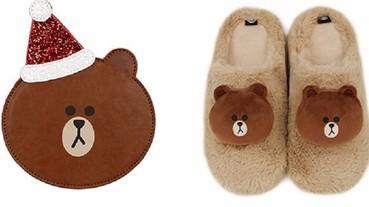 熊大陪你過聖誕:不用再羨慕韓國的朋友,這些 Line Friends 產品在香港就能買得到!