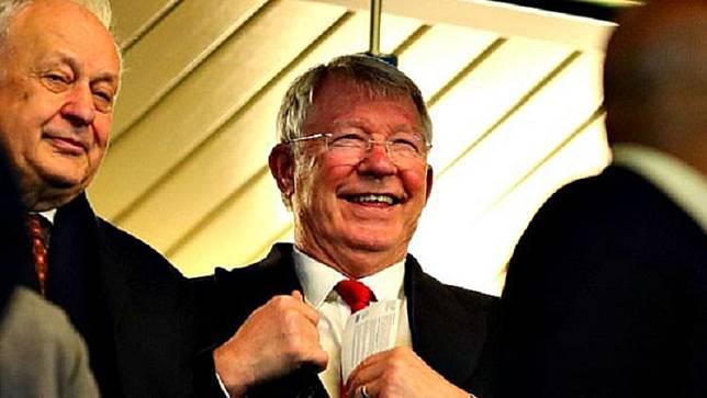 Manchester United Gemilang, Ferguson Terkesima dengan 2 Pemain Muda
