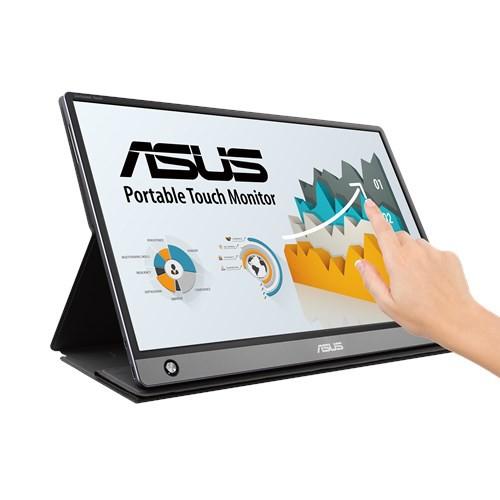 品牌ASUS MB16AMT 15.6吋 內建電池觸控顯示器 低藍光及不閃屏台灣ASUS 華碩 原廠公司貨,全新未拆封,台灣ASUS原廠保固三年螢幕尺寸15.6 吋 (39.6cm)畫面比例16:9
