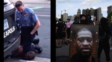 「佛洛伊德之死」引發多方抗議聲援 好萊塢企業:黑人的命也是命