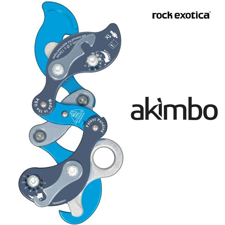 Rock Exotica Akimbo 繩索調整器/攀樹器材 RG80